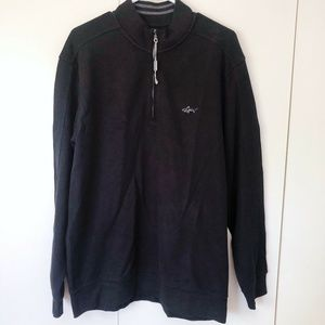 NWOT Greg Norman Mens Golf Pullover Medium Long Sl